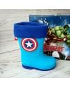 Резиновые сапоги детские Disney Marvel J02+