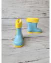Резиновые сапоги детские BBT M5070-7 голубые