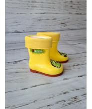 Резиновые сапоги детские BBT M5171-6 желтые