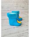 Резиновые сапоги детские BBT M5176-2 голубые