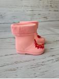 Резиновые сапоги детские BBT M5176-3 розовые