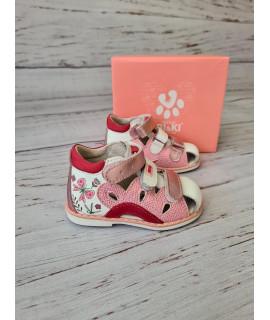 Босоножки детские BIKI 0577C розовый