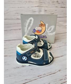 Босоножки детские Сказка 106CB синие