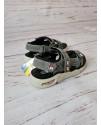 Сандалии детские Kimboo 336-3K серые