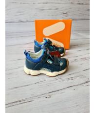 Босоножки детские Weestep 50322BL синие