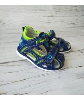Сандалии детские Clibee F204 синие