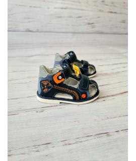 Босоножки детские Clibee F260 темно-синие