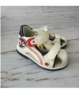 Сандалии детские Clibee F260 белые