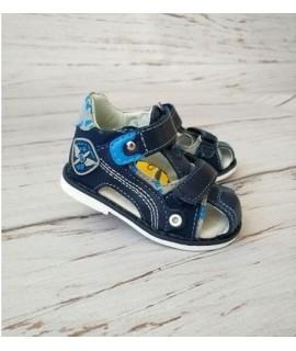 Сандалии детские Clibee F260 blue