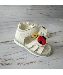 Сандалии детские Clibee F261 белые