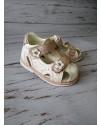 Сандалии детские Clibee F273 белые
