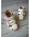Сандалии детские B&G LD 190-812 белые