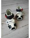 Сандалии детские B&G LD 190-902 белые