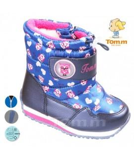 Сапоги-дутики детские Tom.m 5117F