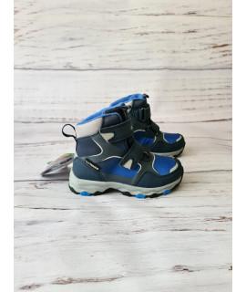 Термоботинки детские B & G - Thermo EVS21-7 синие