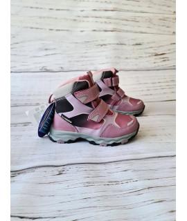 Термоботинки детские B & G - Thermo EVS21-8 розовые
