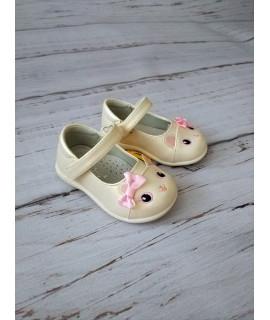 Туфли детские Clibee D37 gold