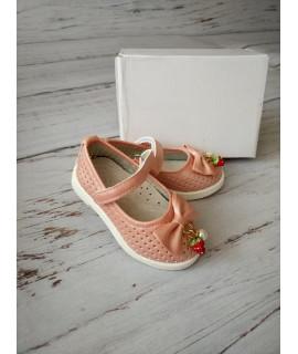Туфли детские BBT H1760-2 розовые