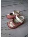 Туфли детские Apawwa H77 розовый