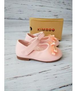 Туфли детские Kimboo HJ93-1P розовые