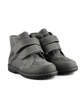 Ботинки детские демисезонные Miracle Me 2717 серый