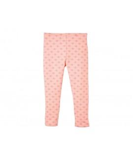 Леггинсы на флисе Lupilu 289048 розовые