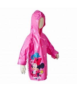 Плащ-дождевик Минни маус Disney Arditex WD9752 розовый