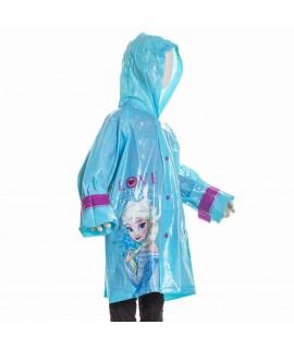 Плащ-дождевик Холодное сердце Disney Arditex голубой