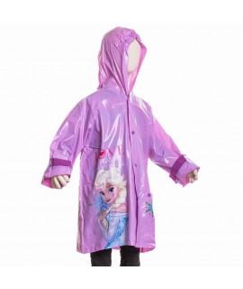 Плащ-дождевик Холодное сердце Disney Arditex WD9782 розовый