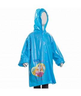 Плащ-дождевик Принцессы Disney Arditex голубой