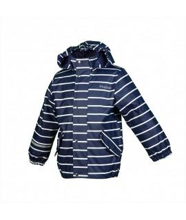 Куртка-дождевик детская JACKIE Huppa темно-синяя