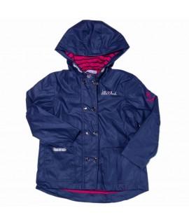 Куртка-дождевик Little Marcel LMRH1010 синий