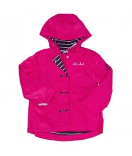 Куртка-дождевик Little Marcel LMRH1010 фуксия