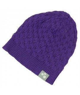 Вязанная детская шапка LILLY Huppa синяя