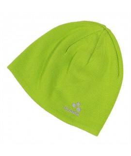 Вязанная детская шапка PEPPI Huppa зеленая