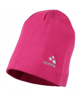 Вязанная детская шапка PEPPI Huppa фуксия
