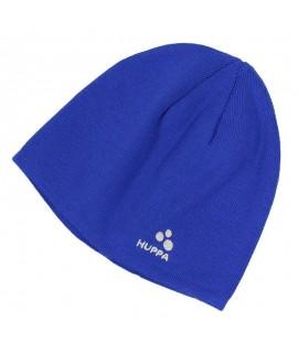 Вязанная детская шапка PEPPI Huppa синяя