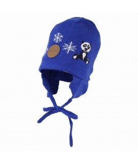 Демисезонная шапка Doody 1 Huppa синяя