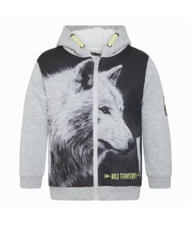Куртка текстильная Волк Canada House S1JO4403-512SC