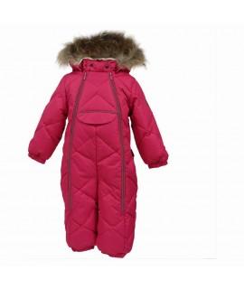 Комбинезон-пуховик детский зимний BEATA 1 Huppa 70063 фуксия
