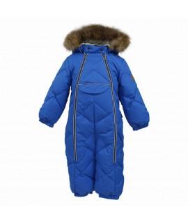Комбинезон-пуховик детский зимний BEATA 1 Huppa 70035 синий