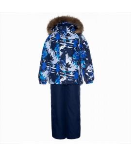 Комплект зимний детский WINTER Huppa 92886