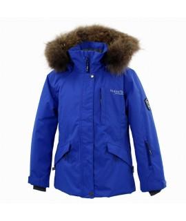 Куртка детская зимняя ANNE Huppa 70035 синяя