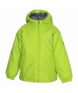 Термокуртка детская зимняя CLASSY Huppa зеленая