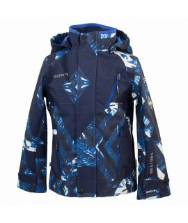 Куртка Softshell JAMIE Huppa синий