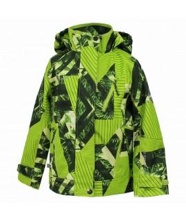 Куртка Softshell JAMIE Huppa зеленая