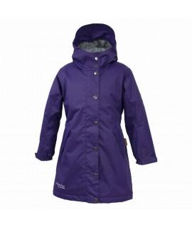 Куртка детская демисезонная Janelle Huppa 70073 темно-фиолетовая