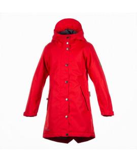 Куртка детская демисезонная JANELLE Huppa 70004 красная