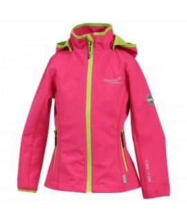 Куртка Softshell JANET Huppa фуксия