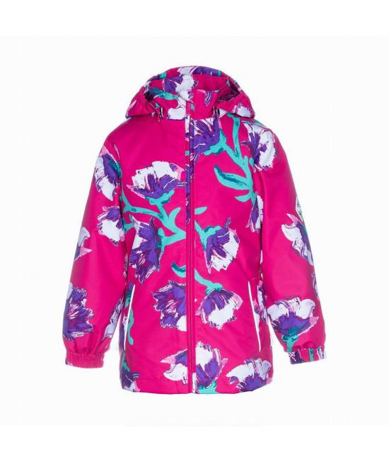 Куртка детская демисезонная JOLY Huppa 04163 розовая